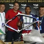 Apoio ao talento brasileiro do ciclismo